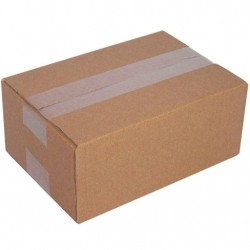 Paper carton 27x27x12 3 Layer