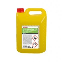 Chlorine cleaner lemon