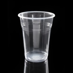 Disposable glass PP 400ml 50pcs