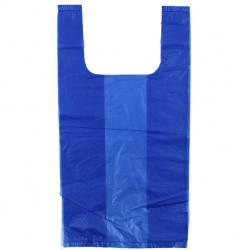 Butcher shop bag reinforced