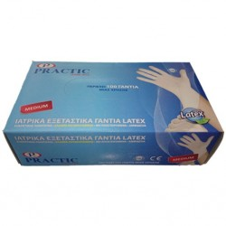 Latex Gloves 100items