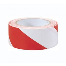 Marking tape red white