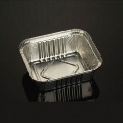 Aluminium tray No 128 R28L 100pcs