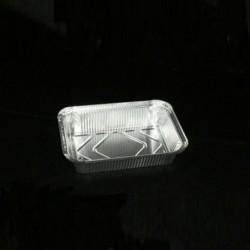 Aluminium tray No 162 R45L 100pcs