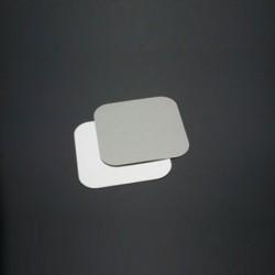 Lid for aluminium trays No 128 R28L 100pcs