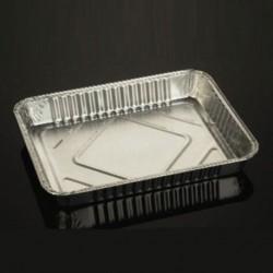 Aluminium tray R111G 100pcs