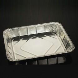 Aluminium tray R134G 100pcs
