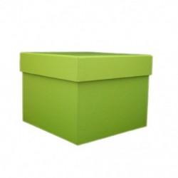 Single color gift box