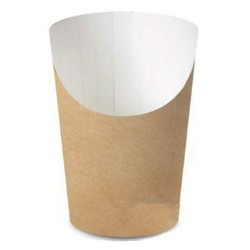 Paper cup for fried potatoes 750cc 43pcs