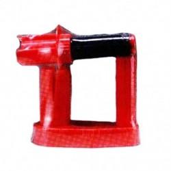 Stretch film handle