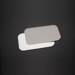 Lid for aluminium trays R31L 50pcs
