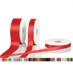 One-sided satin ribbon 50m