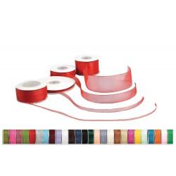 Organza-selvage ribbon 3mm x 100m