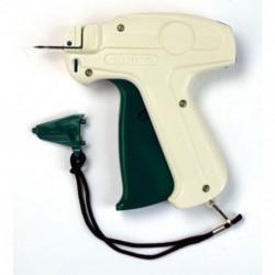 Needle label gun