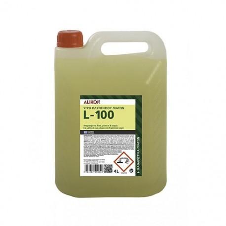 Liquid dishwashing detergent L100