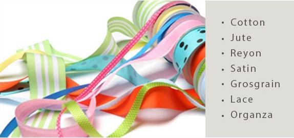 Ribbons - Cords
